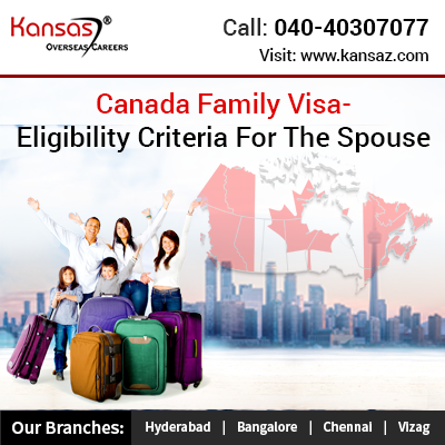 Canada Family Visa Eligibility Criteria For The Spouse