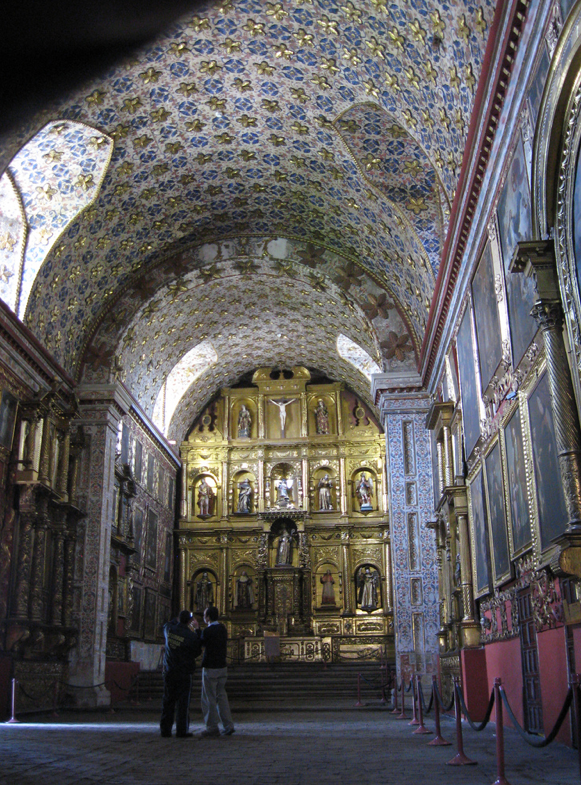Bogotá: Iglesia de Santa Clara