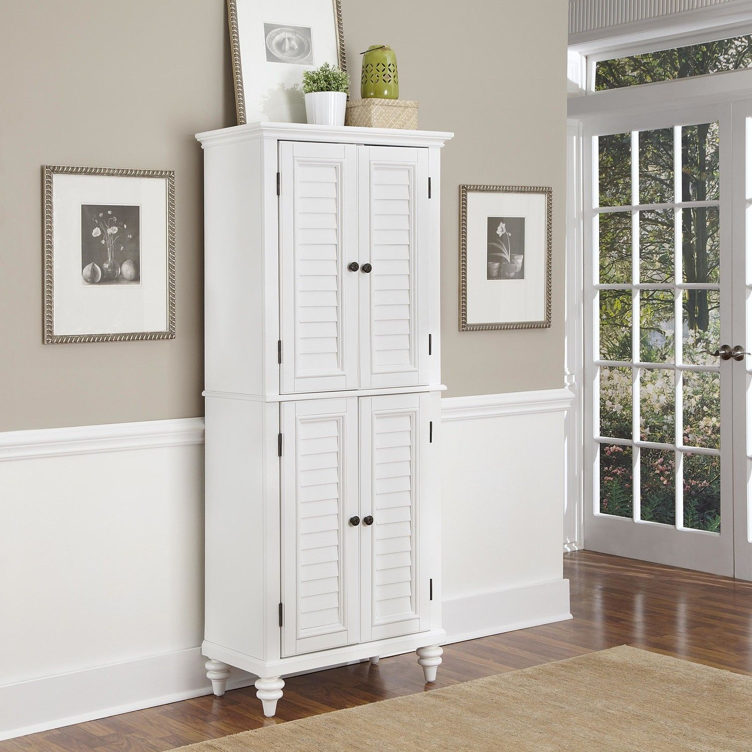 Door Pantry Cabinet with Furniture Portable Kitchen