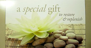 massage gift certificate template | Gift Certificates ...
