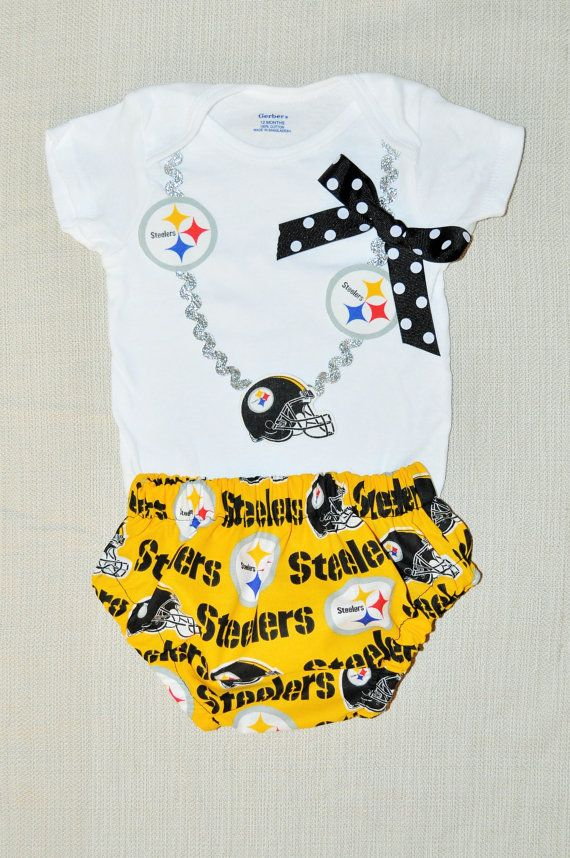 f4d7379e00f SALE Rylo NFL Pittsburg Steelers diaper cover and by RYLOwear, $26.68