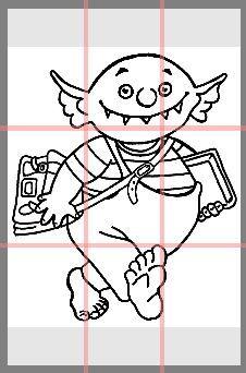 O comme... | Petit ogre, Ogre maternelle, Ogre