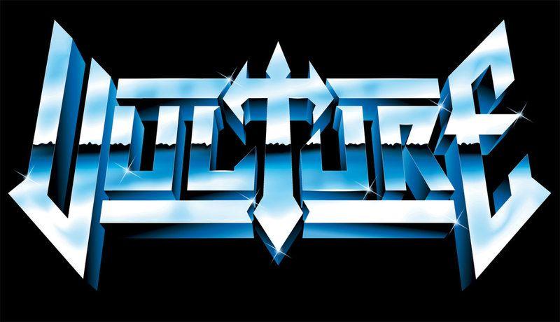 vulture 80s heavy metal logo by bulletrider80s deviantart com on rh pinterest com Glam Metal Band Logos Thrash Metal Band Logos