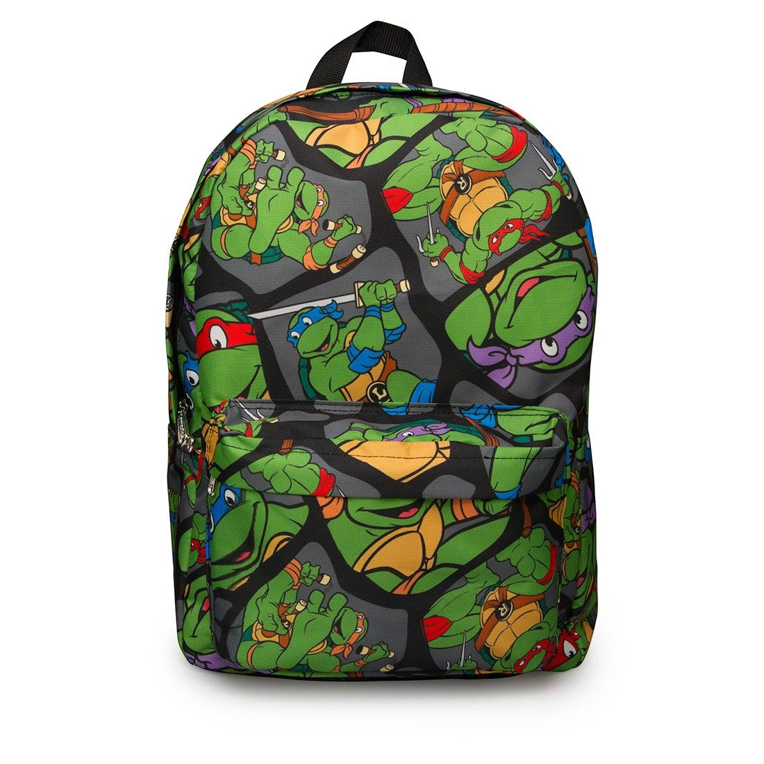 5aa825b55f1 Jett KINDERGARTEN!!! Teenage Mutant Ninja Turtles Print Backpack ...