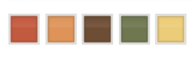 Another Great Earthy Color Palette