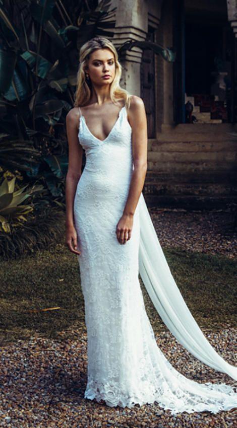 Grace Loves Lace | Unique French Lace Wedding Dresses | Weddings ...
