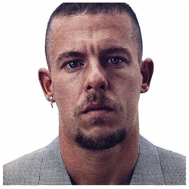 """Alexander McQueen // """"I design clothes because I don't want women to look all innocent and naive. I want women to look stronger. I don't like women to be taken advantage of. I don't like men whistling at women in the street. I think they deserve more respect. I like men to keep their distance from women, I like men to be stunned by an entrance...I want people to be afraid of the women I dress."""""""