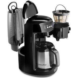 Kitchenaid 12 Cup Thermal Carafe Coffee Maker Utensilios
