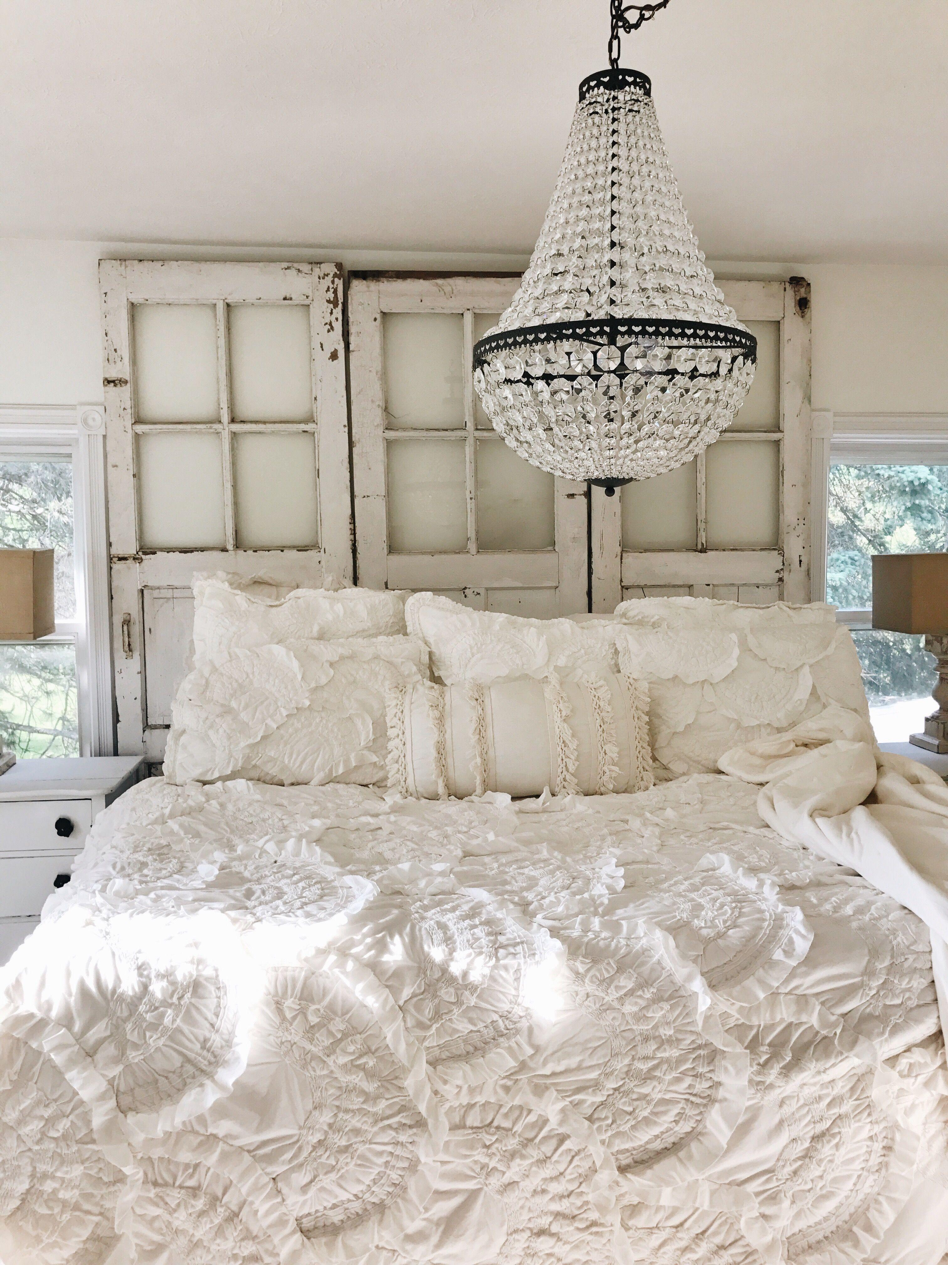 Master bedroom makeover the chandelier master bedroom makeover master bedroom makeover the chandelier liz marie blog mozeypictures Images