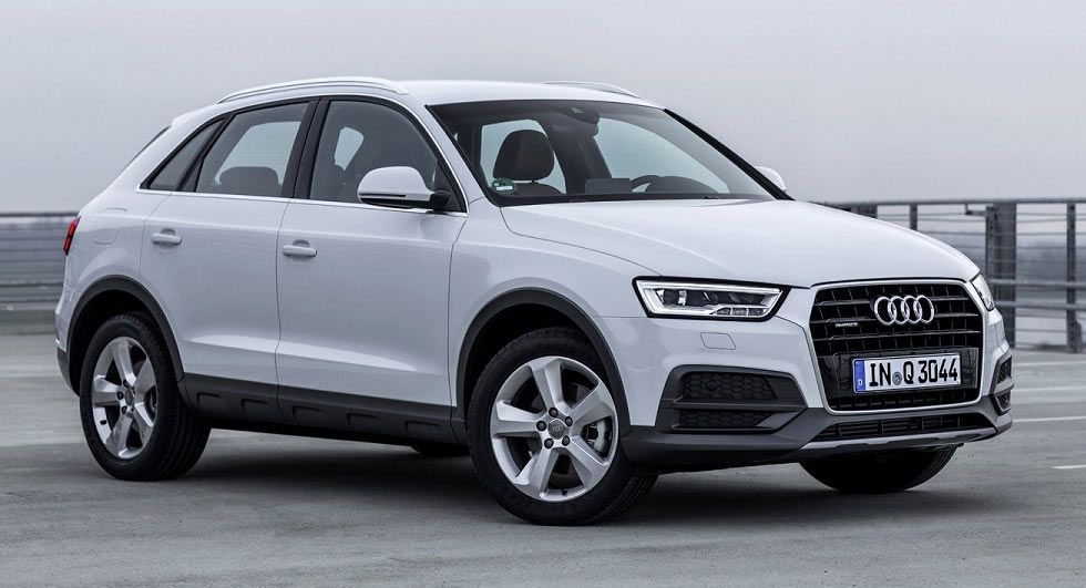 2019 Audi Q3 To Spawn Plug In Hybrid And Electric Variants Carscoops Audi Q3 Audi Audi Q3 2016