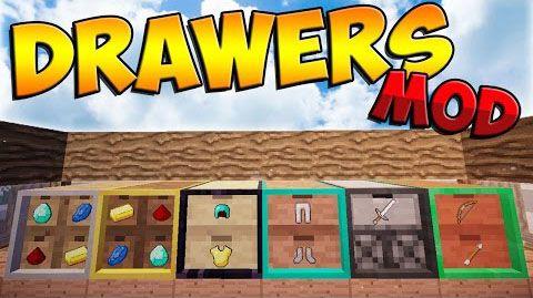 Drawers & Bits Mod