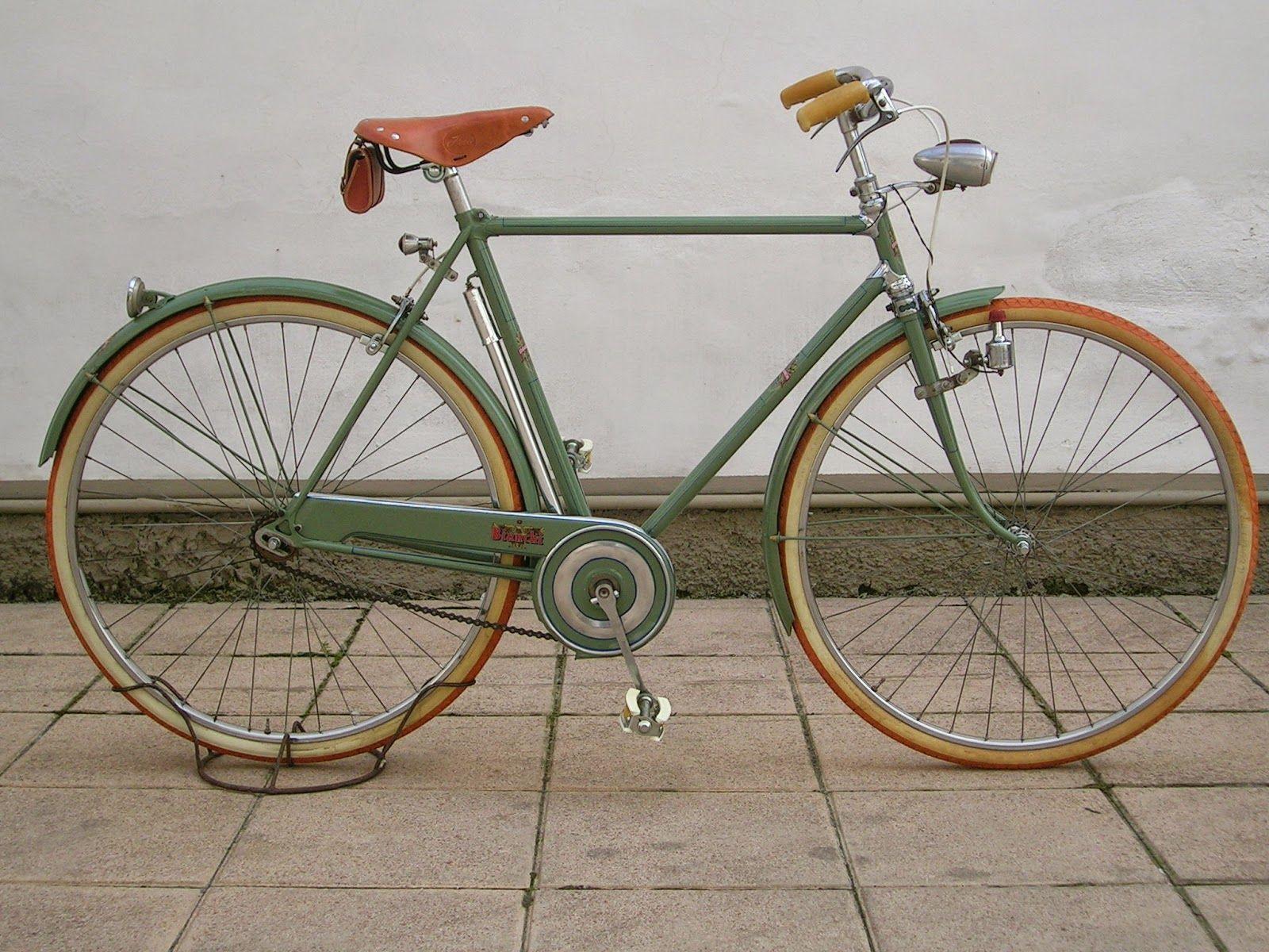 Biciclette Epoca By Vallo64 Bianchi Selvino 1952 Bike Stuff