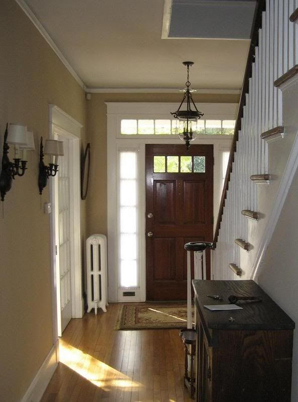 Foyer Front Door Dream Home Pinterest Front Doors