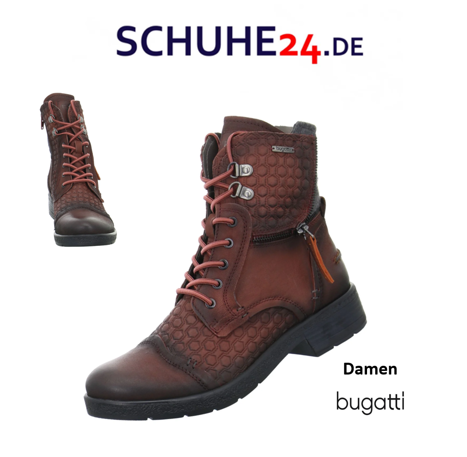 BUGATTI, boots for women BUGATTI, Stiefelette für Damen