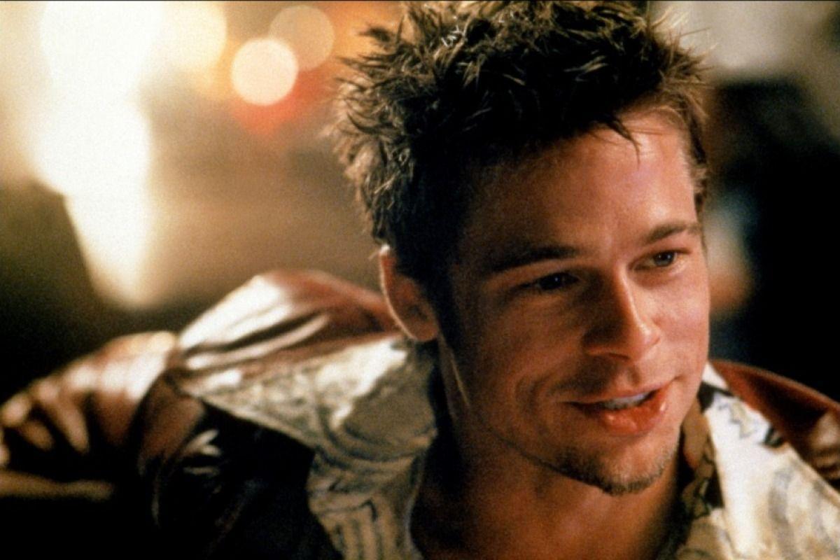 Brad Pitt Hair Fight Club ファイト ムービー