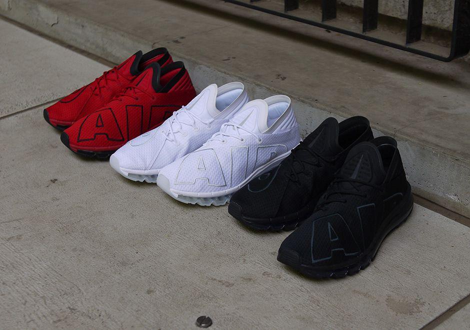 Nike Air Max Flair Triple White 942236 100 Sneakernews Com Nike Air Max New Nike Air Nike