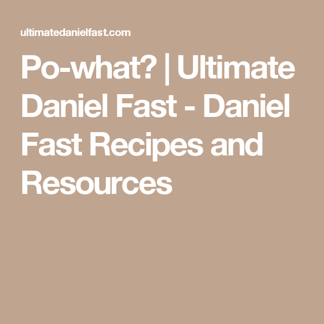 A Daniel Fast Soup For Those Cold Winter Nights Ultimat