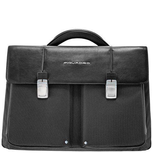 Piquadro Briefcase CA1044LK/N  http://www.alltravelbag.com/piquadro-briefcase-ca1044lkn/