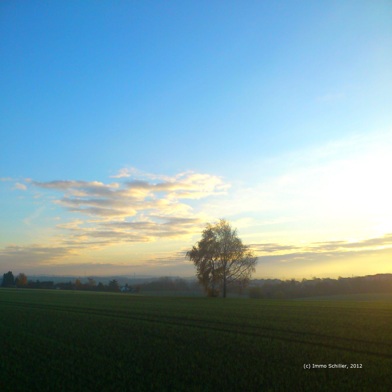 Auf dem Weg zur Arbeit, (c) Immo Schiller, 2012 ...