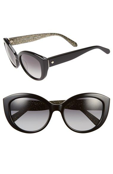 d1fb8176fdeae kate spade new york  sherrie  55mm cat eye sunglasses available at   Nordstrom