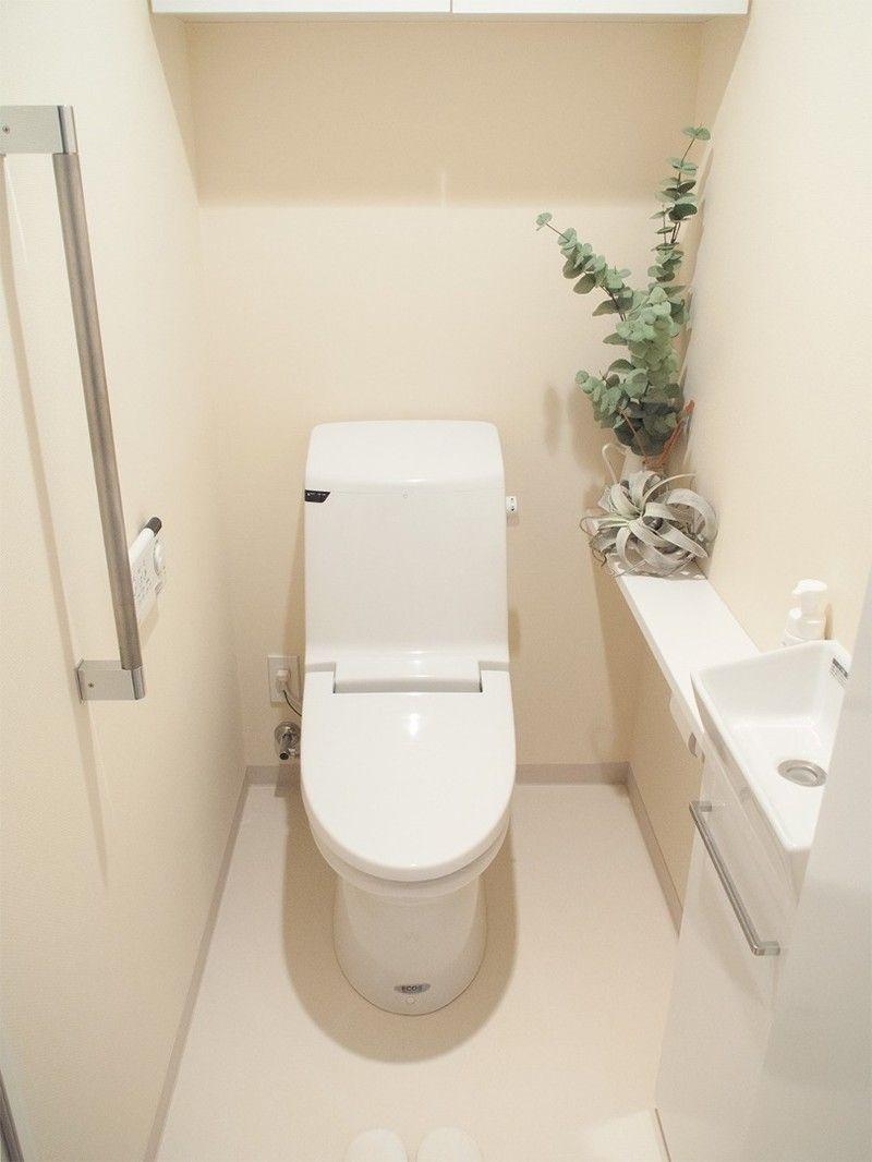 クッションフロアの黒ずみ汚れがスッキリ落ちた方法 2020 トイレ