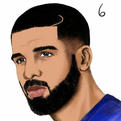 Pin by queen emoji on amazing drawings drake art drake - Drake views wallpaper ...