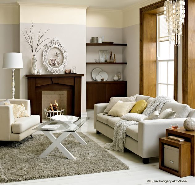 white peaceful sanctuary relax in this living space