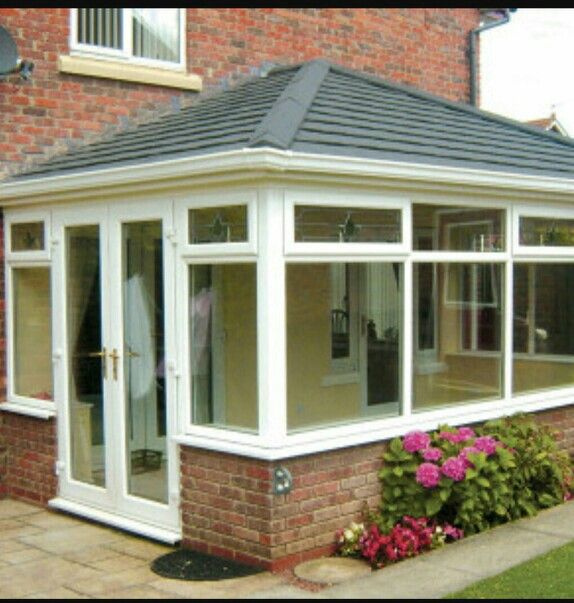 Pin By Kay On Solarios Helio Tiled Conservatory Roof Conservatory Roof Sunroom Addition