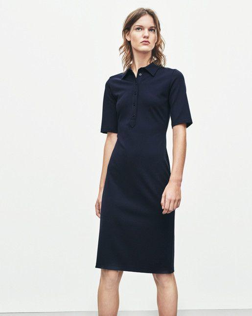 assymetric jersey dress filippa k