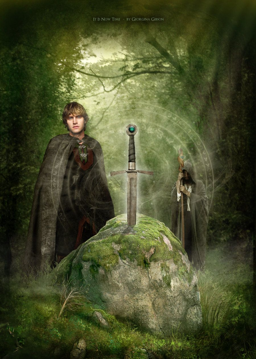 King Arthur Legend Of The Sword Merlin