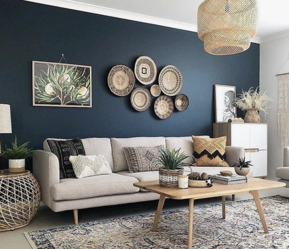 "Ways to Add the Color of the Year, ""Classic Blue"" to Your Home"