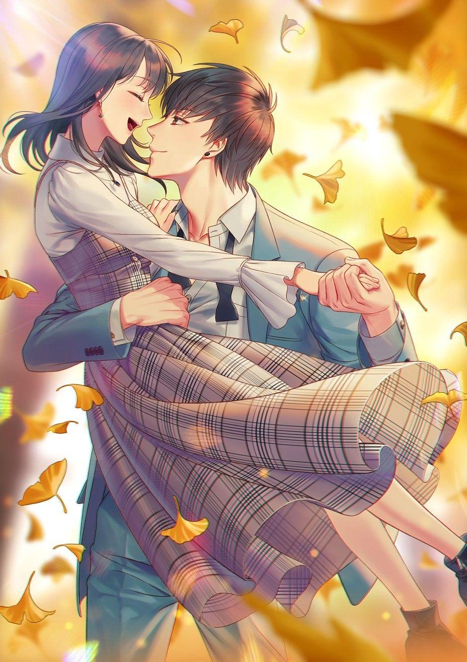 Art By Burstcannon Romantic Anime Anime Anime Romance
