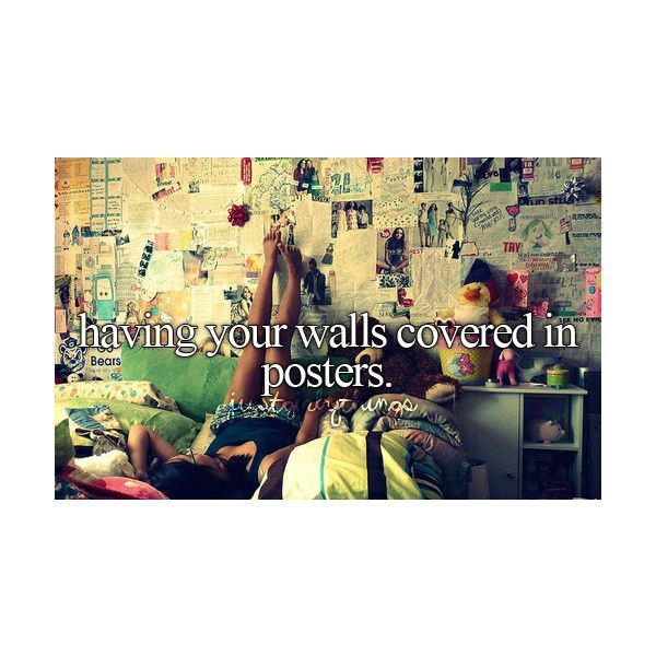 Girly Bedroom Posters: Tumblr Liked On Polyvore