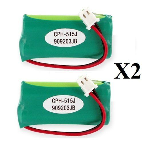 2 Pack At Bt166342 Replacement Cordless Battery Replaces American Telecom E30021cl American Telecom E300 Telephone Accessories Electronic Accessories Vtech