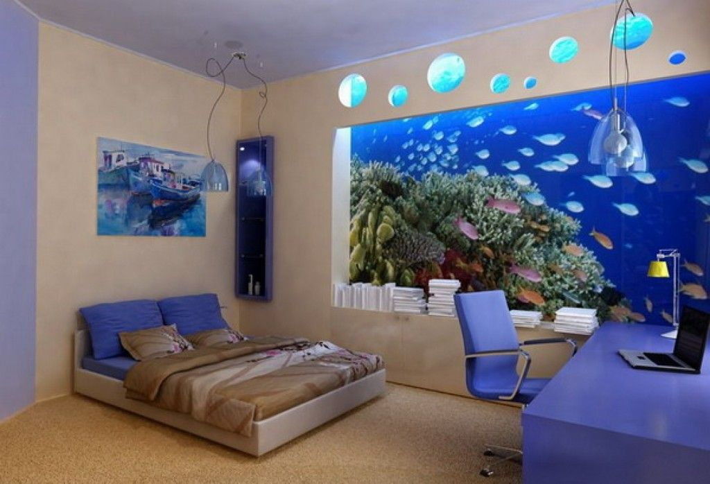 7 Design Ideas For Teens Bedrooms Pouted Com Blue Bedroom Design Awesome Bedrooms Bedroom Interior