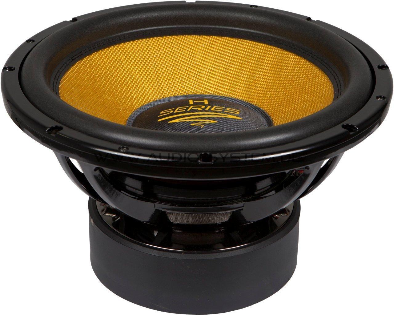 Audio system h 15 spl subwoofer im autoradio shop von autoradioland unter http