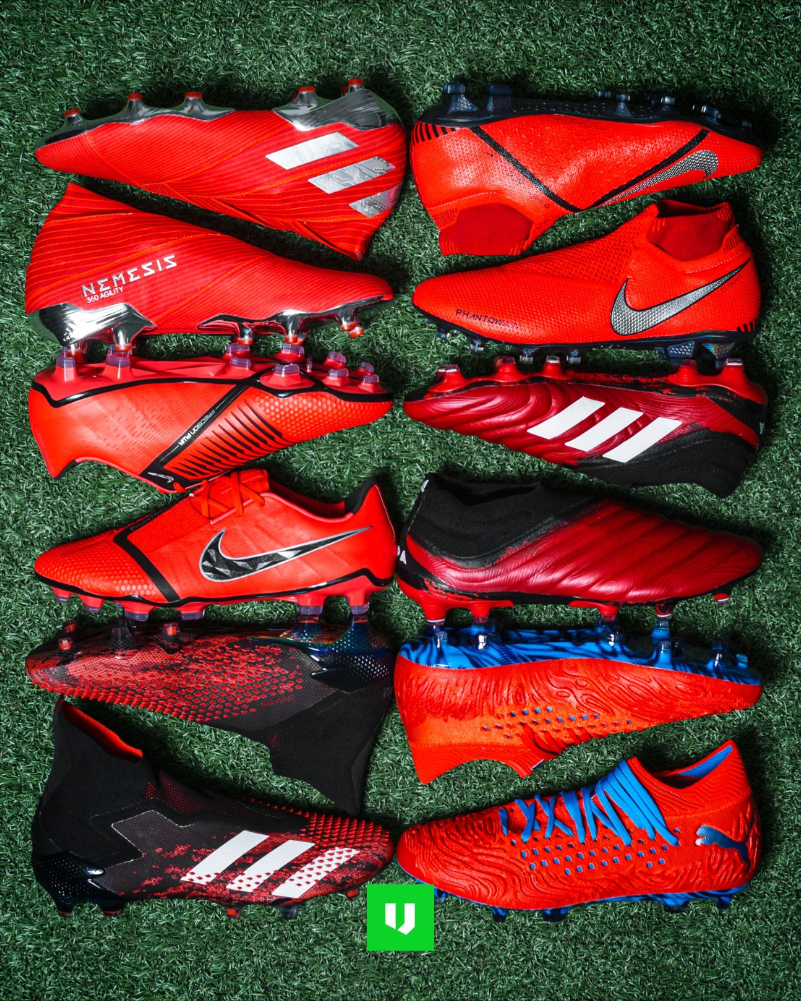 We Love Red Boots In 2020 Soccer Boots Soccer Cleats Nike Soccer Shoes