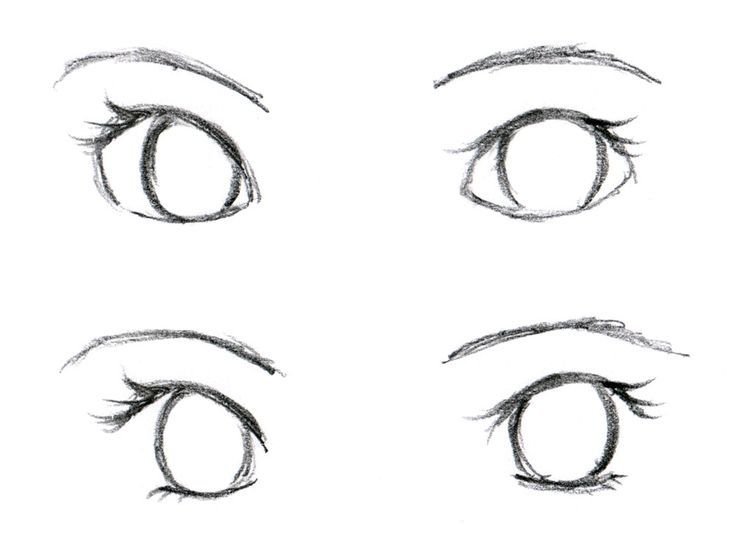 1000 Ideas About Easy To Draw On Pinterest Best Friend Drawings Eye Drawing Drawings Manga Eyes