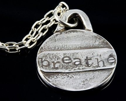 breathe pendant