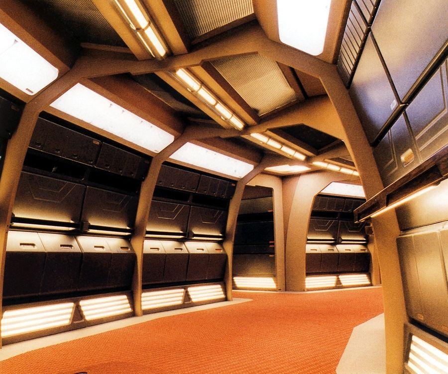 star trek corridors - Google Search | Interior - Corridor ... |Uss Enterprise Corridors