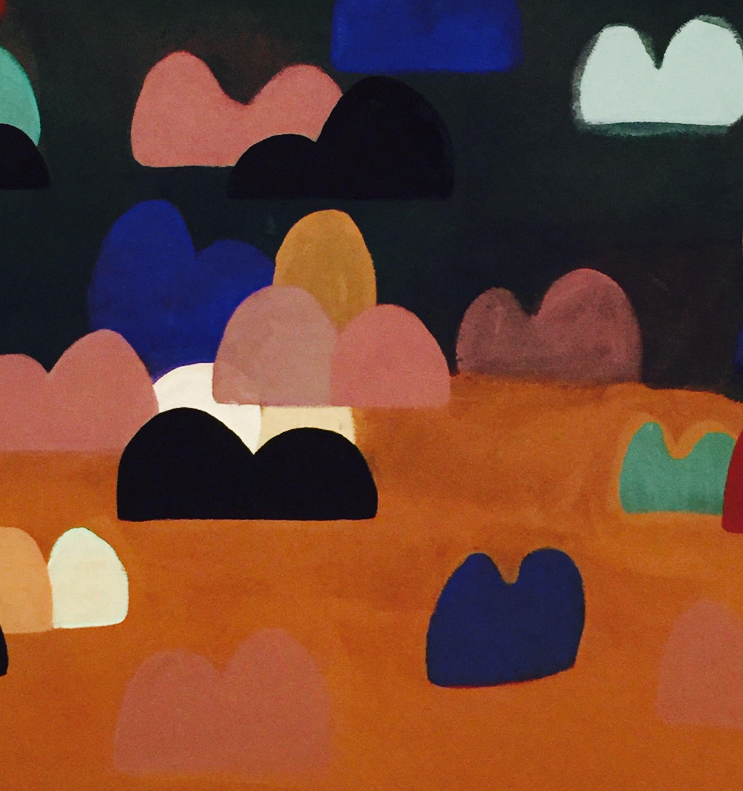 Color Mountains 2015 Yuxtaposicion De Color Y Forma Sobre Lienzos De 180x120 Hasta 110x80 Lienzos Colores Pinturas