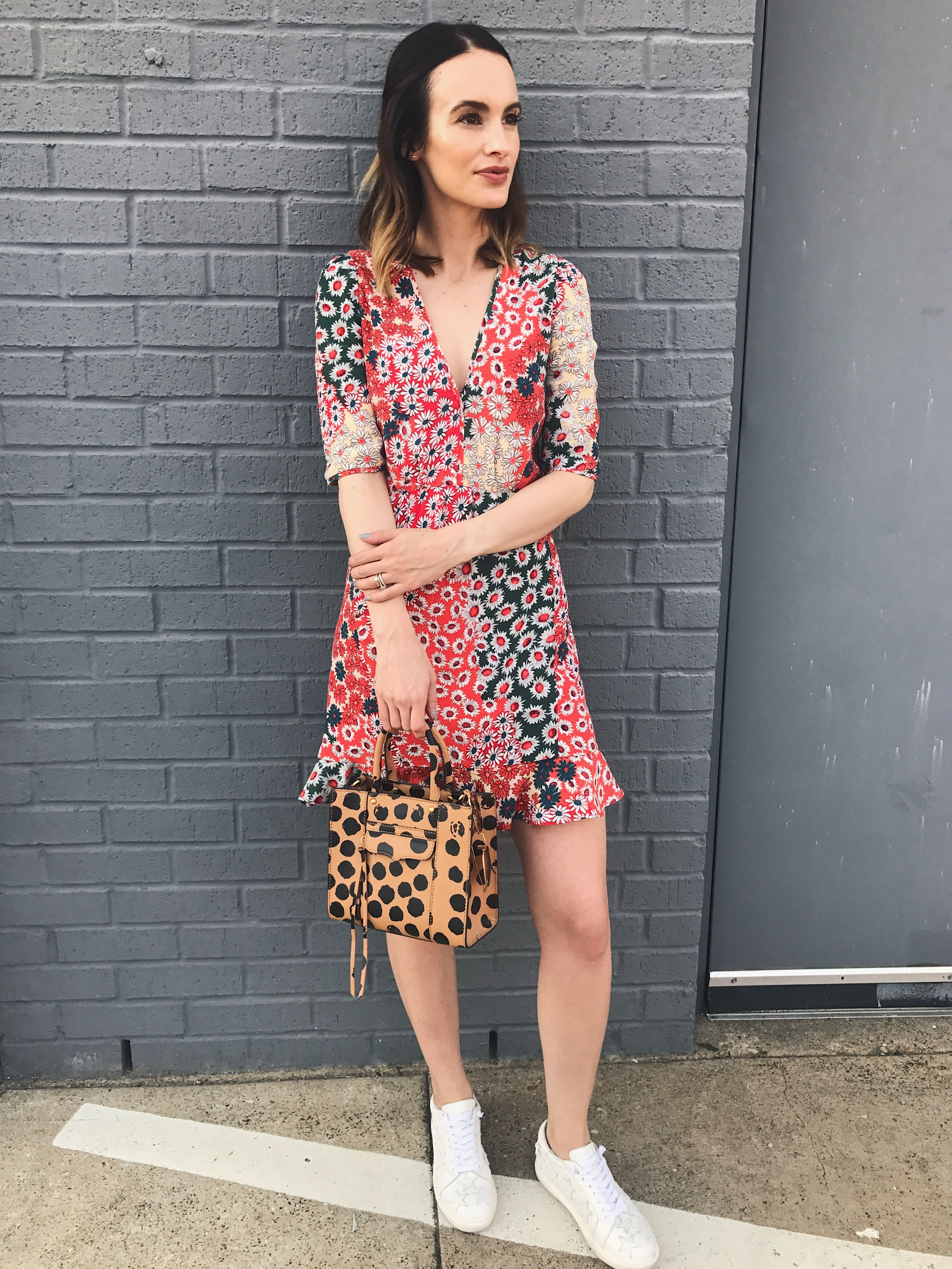 flirty in florals for spring