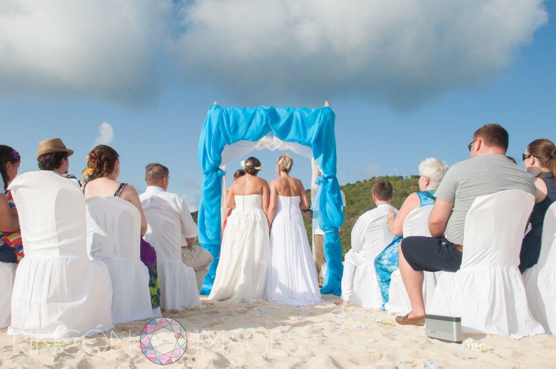 Jett And Chelsea S Destination Wedding At Flamenco Beach On Culebra Island In Puerto Rico