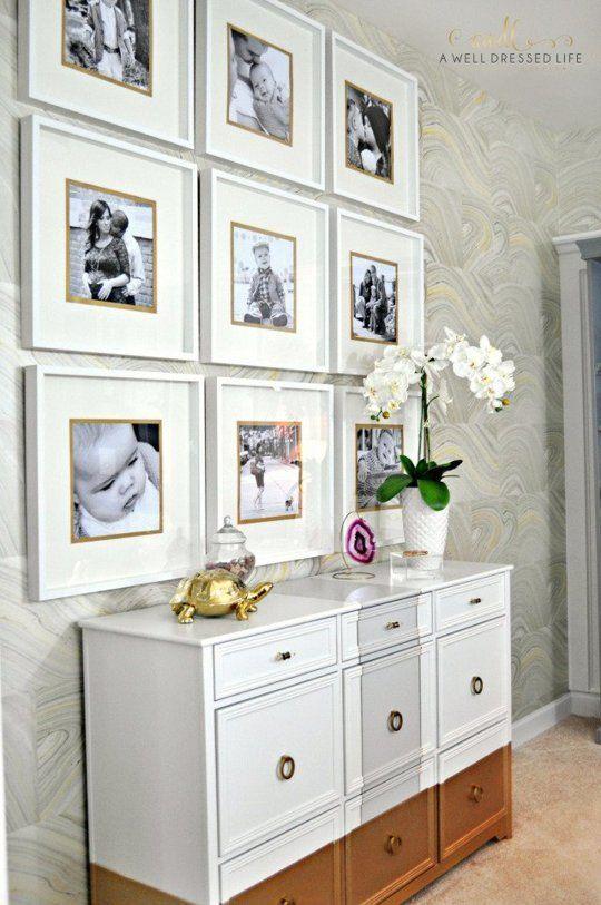 die besten 25 ikea bilderrahmen ideen auf pinterest fotokunstgalerie ikea galeriewand und. Black Bedroom Furniture Sets. Home Design Ideas