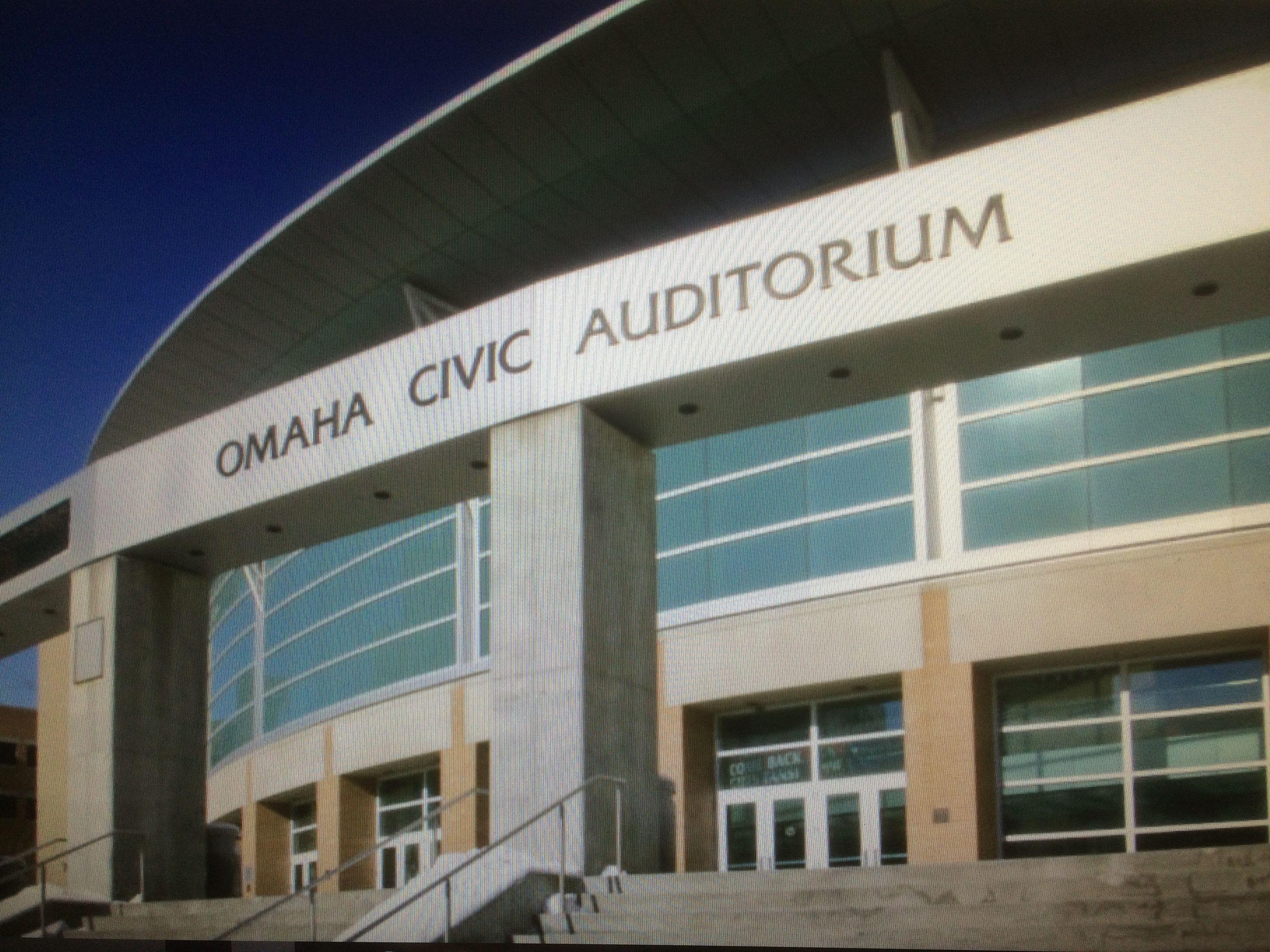 Good bye to omaha civic auditorium elvis has left the