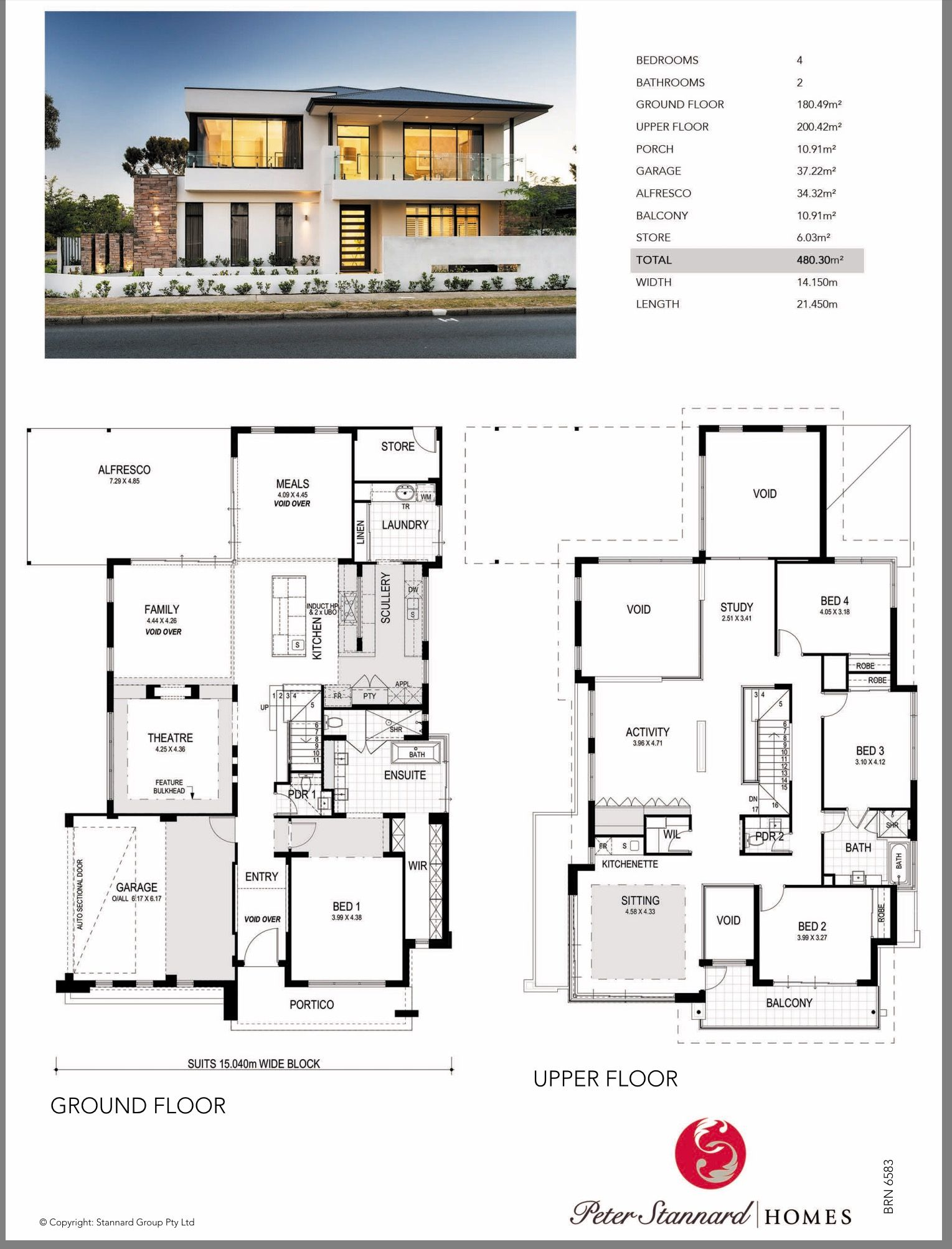 A Hsee Modern Style House Plans Beautiful House Plans Dream House Plans