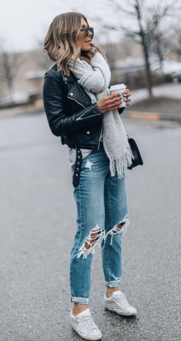 30+ Cute & Chic Casual Outfits That Are Perfect Fo
