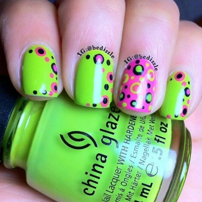 Pin by trinica jones on dazzling digits pinterest explore polka dot nails dot nail art and more prinsesfo Image collections
