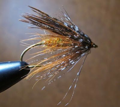 SOFT~HACKLE JOURNAL: A Few October Caddis | Flies | Trout fishing