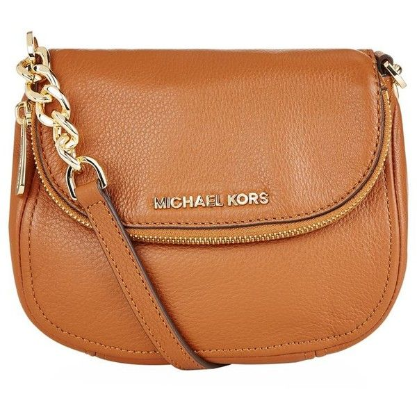f8ed649b869d MICHAEL Michael Kors Bedford Flap Crossbody Bag ( 235) ❤ liked on Polyvore  featuring bags